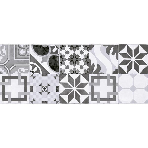 DECOR NEVADA GRIS 20x50