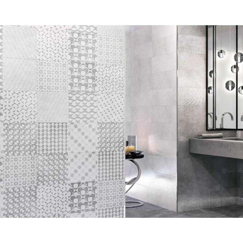 πλακακια μπανιου - πλακακια κουζινας - πλακακια patchwork - DÉCOR CITY GRIS 20x60