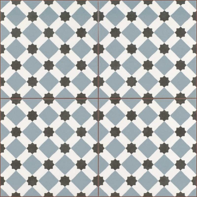 πλακακια κουζινας - πλακακια patchwork - HENLEY ICE 45x45