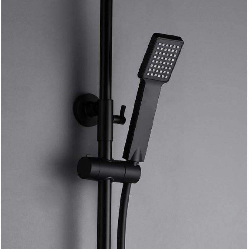 μπαταριες μπανιου - IMEX ART NEGRO MAT