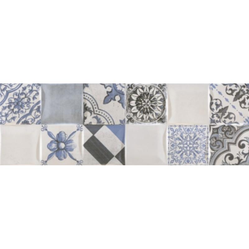 πλακακια μπανιου - πλακακια κουζινας - πλακακια patchwork - LANGRES DECOR GLACE 20X60