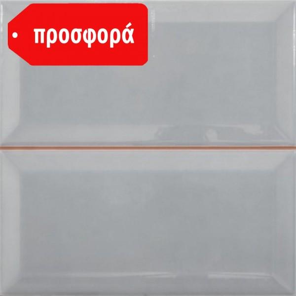 METROPOLITAN GRIS PREI 20x20