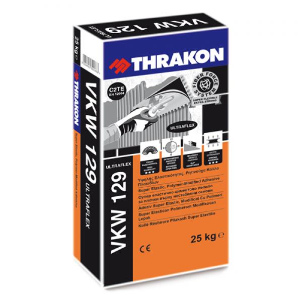 VKW 129 ULTRAFLEX Υπερελαστική, ρητινούχα κόλλα